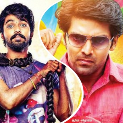 GV PRAKASH TO SQUEEZE IN BETWEEN ARYA'S DOUBLE WHAMMY!!!