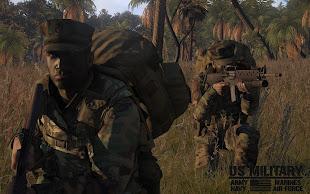rma3で90年台の米軍を再現するMODのアメリカ海兵隊
