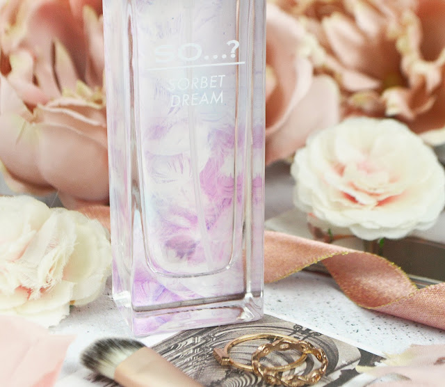 New Releases from So...? Fragrance - Sorbet Dream Body Mist & Eau De Parfum and Summer Escapes Travel Set, Lovelaughslipstick Blog