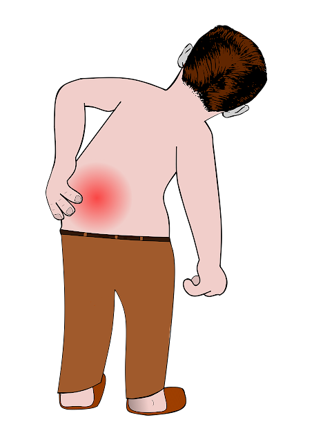 back pain treatment at home