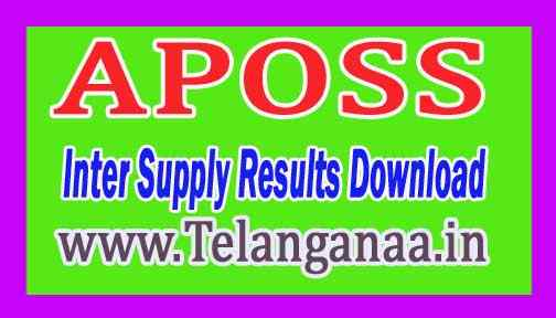 APOSS Inter Supply Results Download