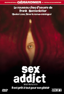 SEX ADDICT, BAD BIOLOGY, Frank Henenlotter, critique, jaquette, dvd, french poster