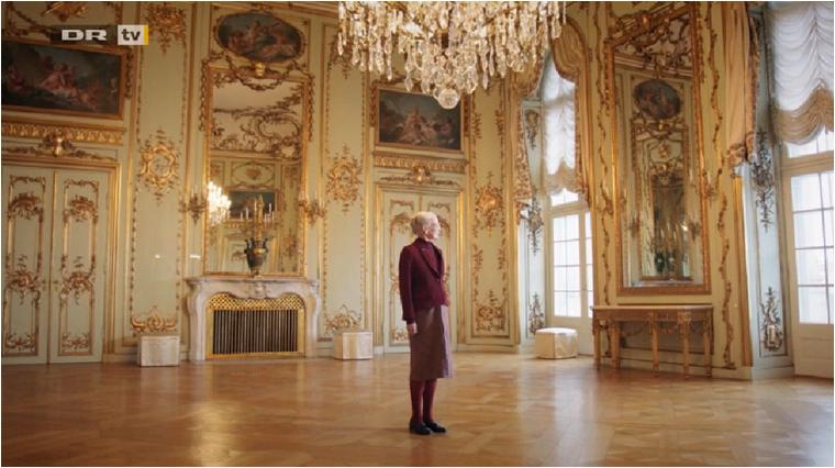 Amalienborg Interior The Royal Order of Sar...
