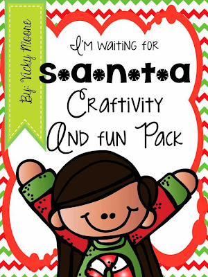 http://www.teacherspayteachers.com/Product/Christmas-Craftivity-Im-waiting-for-Santa--997297