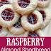 Raspberry Almond Shortbread Thumbprints Recipe