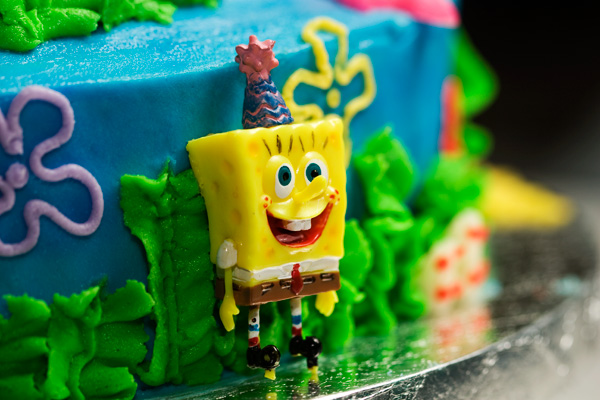 Themed Cakes Birthday Cakes Wedding Cakes Sponge Bob