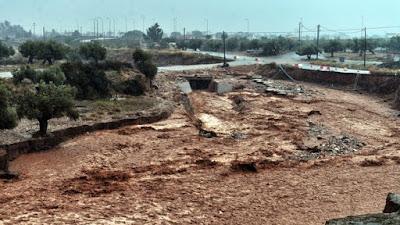 14 Tote bei Überschwemmungen in Griechenland