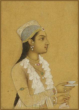 wife of prince Khusrau