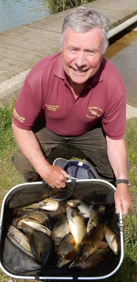 Silverfox match angling thursday 26 05 2016 harescombe for Plenty of fish cost