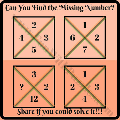 What will replace question mark brain teaser riddles?