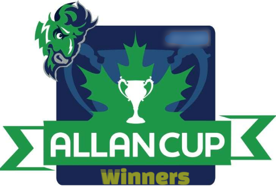 ice hockey Canada, Allan Cup, past Winners, Champions,  List by year by Year, 2018 Allan Cup.