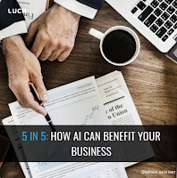How Can AI benefit your business