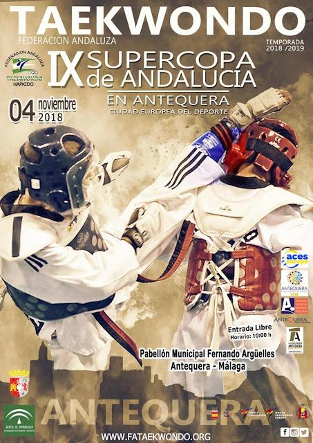 IX Supercopa de Andalucía de Taekwondo