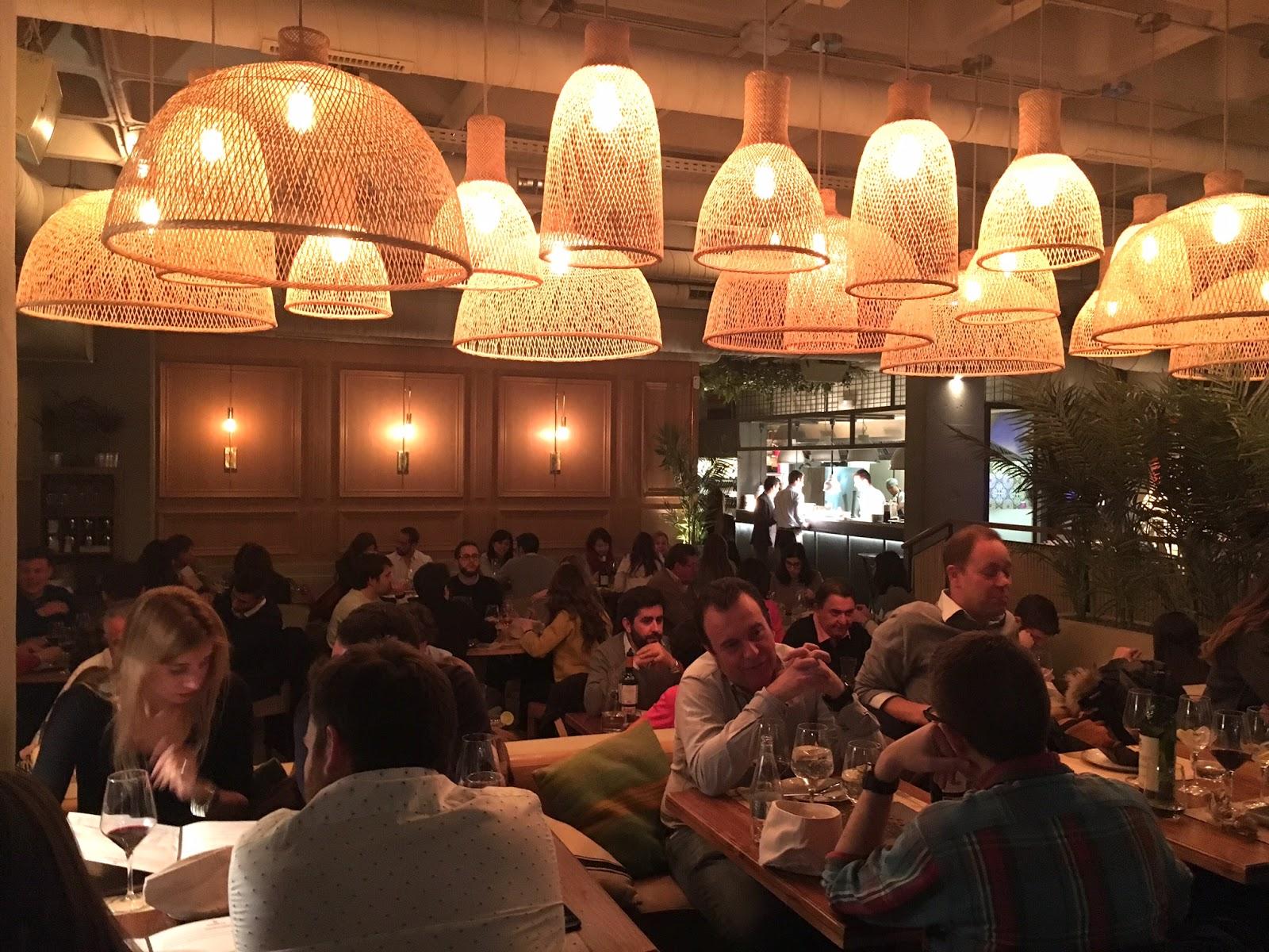 Marieta el restaurante de moda en madrid lovely life - La marieta madrid ...