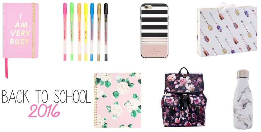 bbloggers, bbloggersca, back to school, office supplies, chapters indigo, ban.do, bando, kate spade, swell, s'well