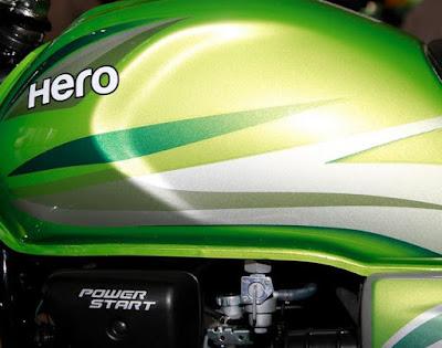 Hero HF Deluxe Fuel Tank