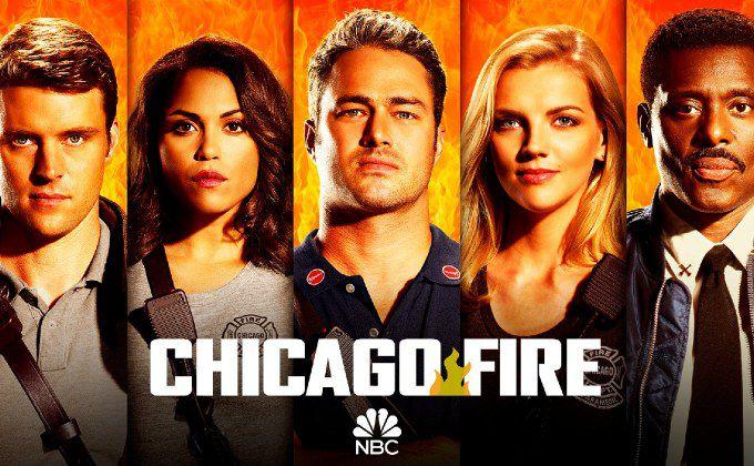 Chicago Fire Season 5 ห��วย���เ�ลิ�เย�ยมั��ุรา� �ี 5 ตอ�ที� ทุ�ตอ� �า�ย��ทย