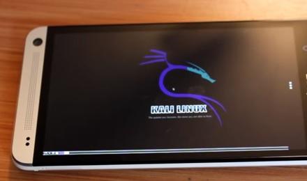 Como instalar Kali Linux em sistemas Android 2017