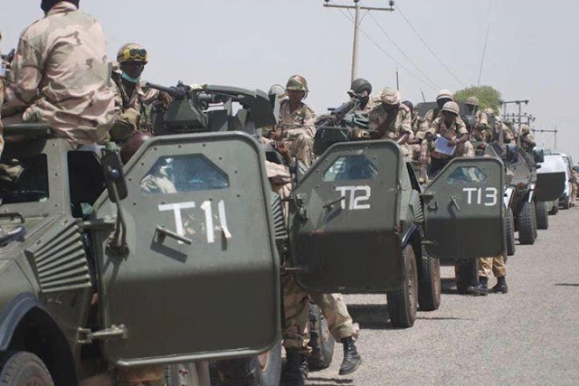 We will use force to subdue Niger Delta Avengers, not negotiation – Army