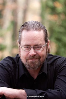 James A. Moore on Writing Book Four in a Trilogy