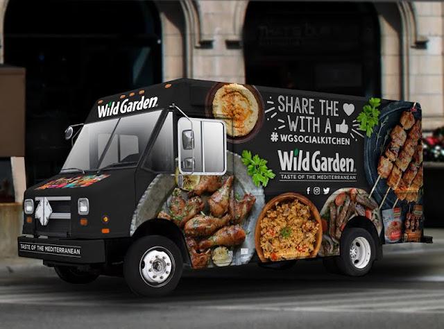 Wild Garden Food Van