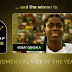 Buhari congratulates Asisat Oshoala for winning CAF Women's Player of the yea