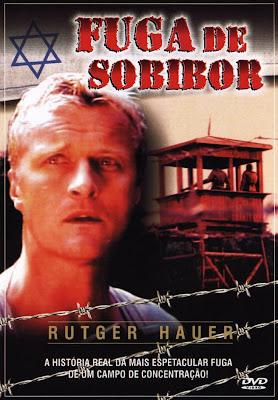 Fuga de Sobibor - DVDRip Dublado