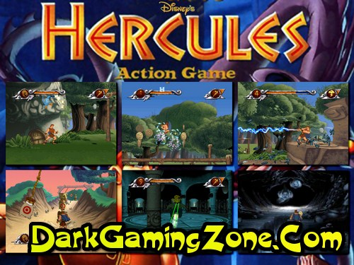 disney hercules game  full version