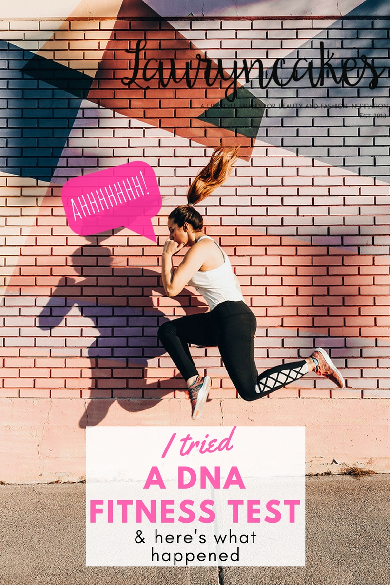 what happens when you take a DNA fitness test, dna testing, fitness influencer