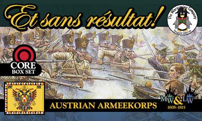 Austrian Late War ArmeeKorps