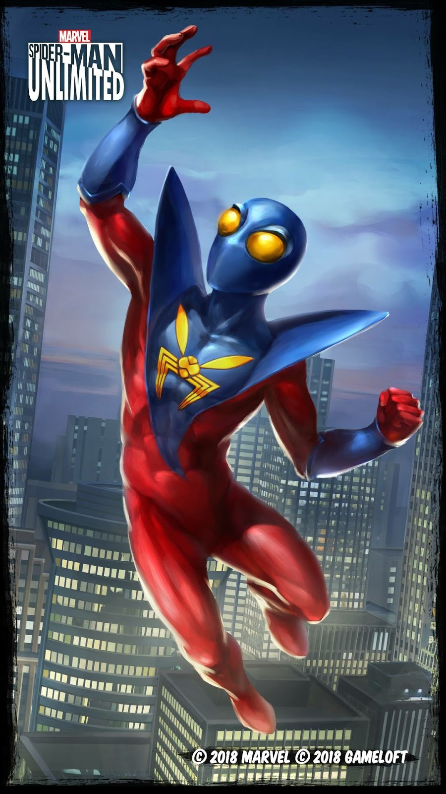 a comic odyssey: what's the buzz: spider-man unlimited