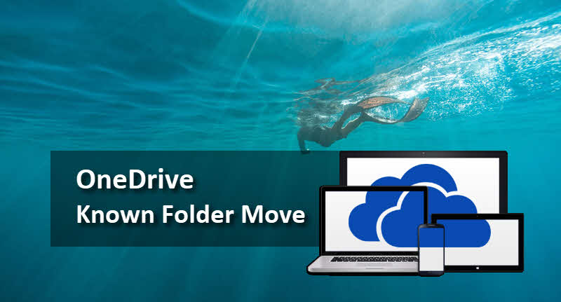 Known Folder Move feature of OneDrive will help you to migrate your files to cloud
