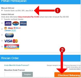 Jika ketika ini blog gres Anda masih beralamat atau nama domainnya masih  Cara Membeli dan Konfirmasi Pembayaran Domain .com untuk Blog