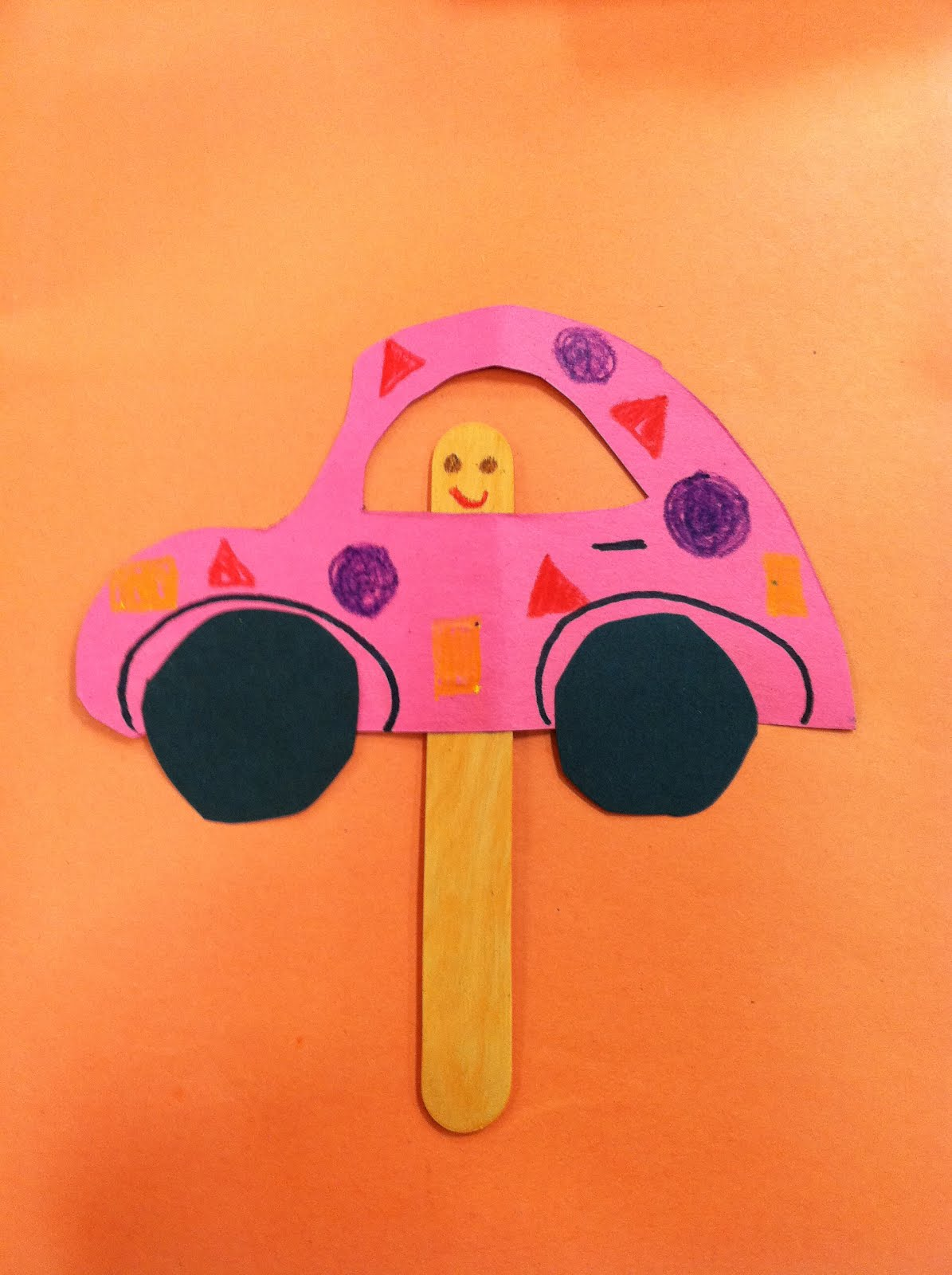 In The Children's Room: Theme Thursday: Cars! Cars! Cars