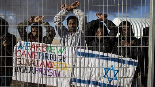 Israel a inmigrantes africanos: O se van o los metemos en prisión