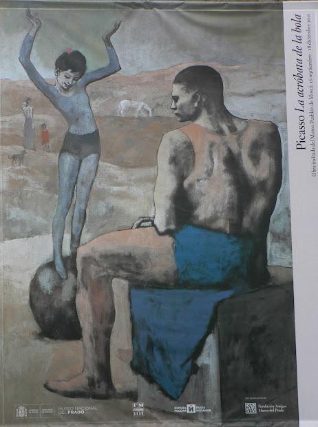 Mis Viajes Desde Zaragoza La Luna Exposici Museo Del Prado Picasso