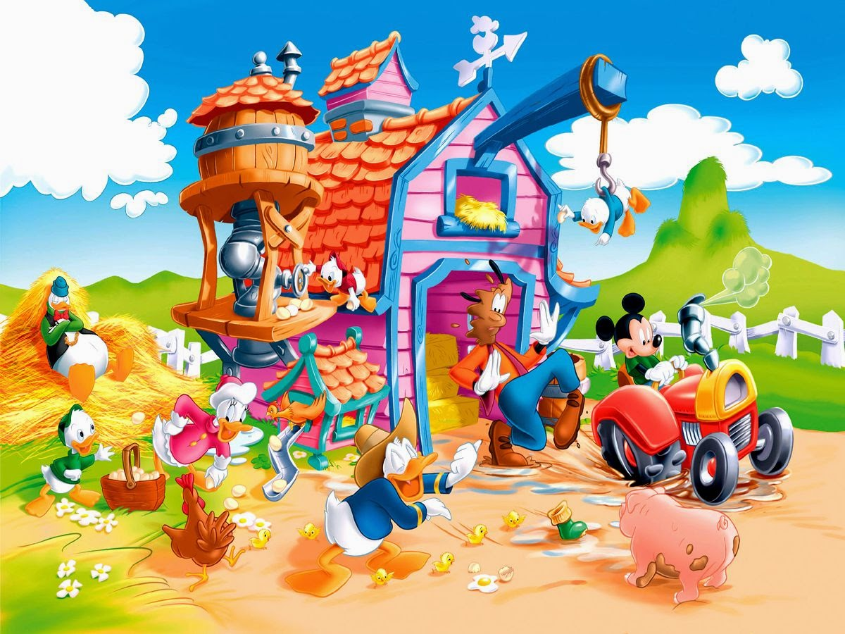 Gambar Lucu Kartun Disney Terbaru Kantor Meme
