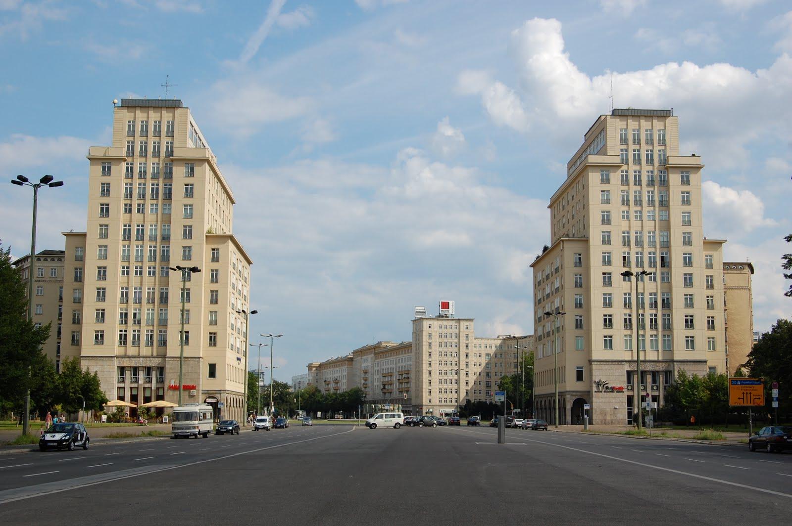 Berlin Frankfurter Allee Hotel