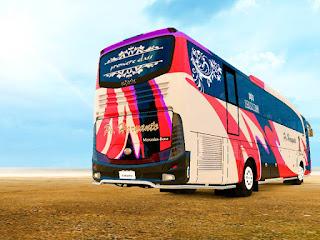 Cara Mengganti Livery ETS2 dengan Bus Indonesia