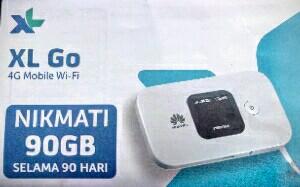 Mifi xl go modem
