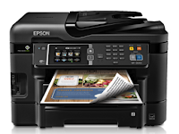 Epson WF-3640 Driver Downloads and Review
