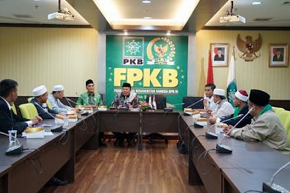 Digerudug Ulama, Jangan Khianati Ulama: PKB Harus Tolak Perppu Ormas!