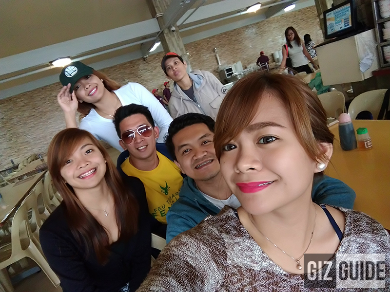 Groufie (wide angle)