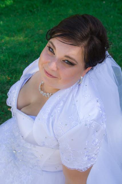 невеста портрет