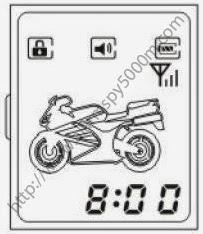Manual Alarm ~ Alarm SPY 5000M
