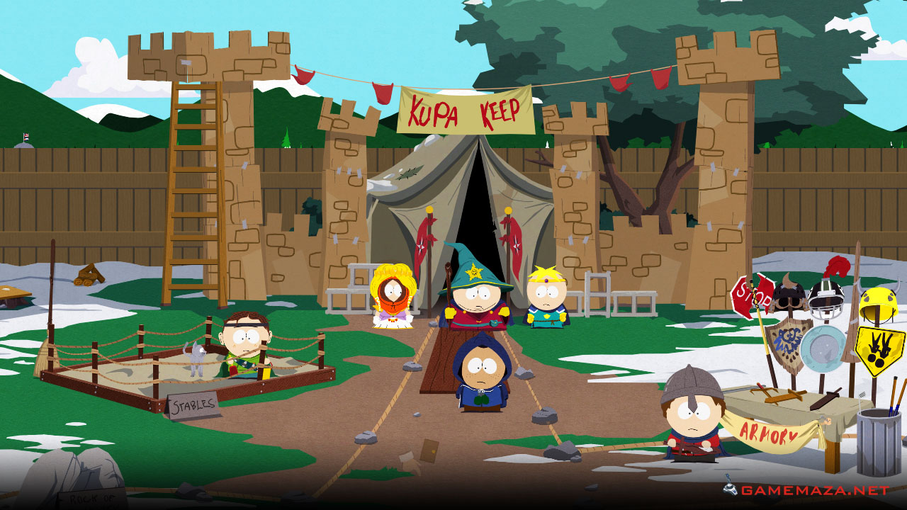South Park The Stick Of Truth Mac Download