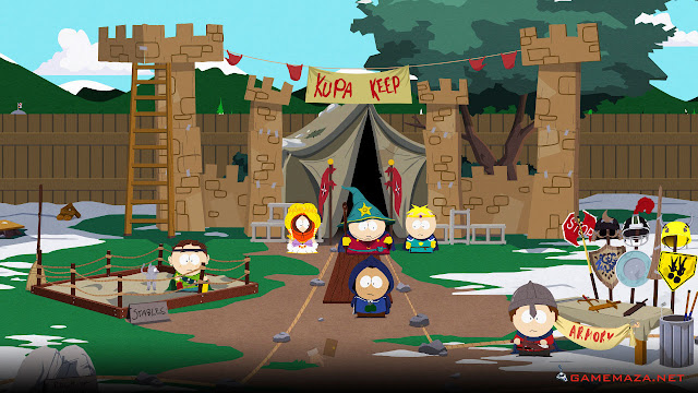 South Park The Stick of Truth Screenshot 4