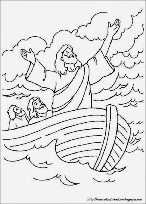 bible story coloring pages - bible coloring sheets for kids free coloring sheet