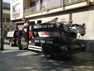 Desatascos en Sabadell