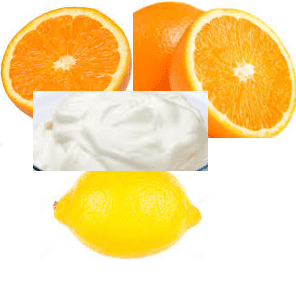 How to get glowing skin using Orange, Lemon, and Yogurt Moisturizer